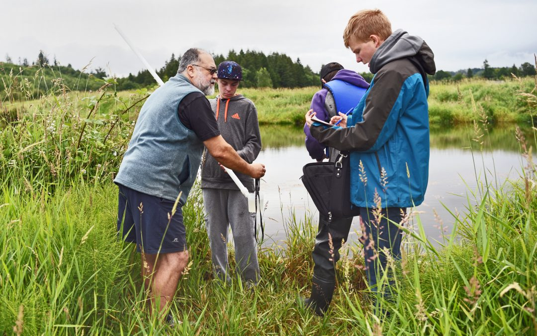 Onalaska High School Scientists Monitor, Preserve Carlisle Lake for Generations to Come